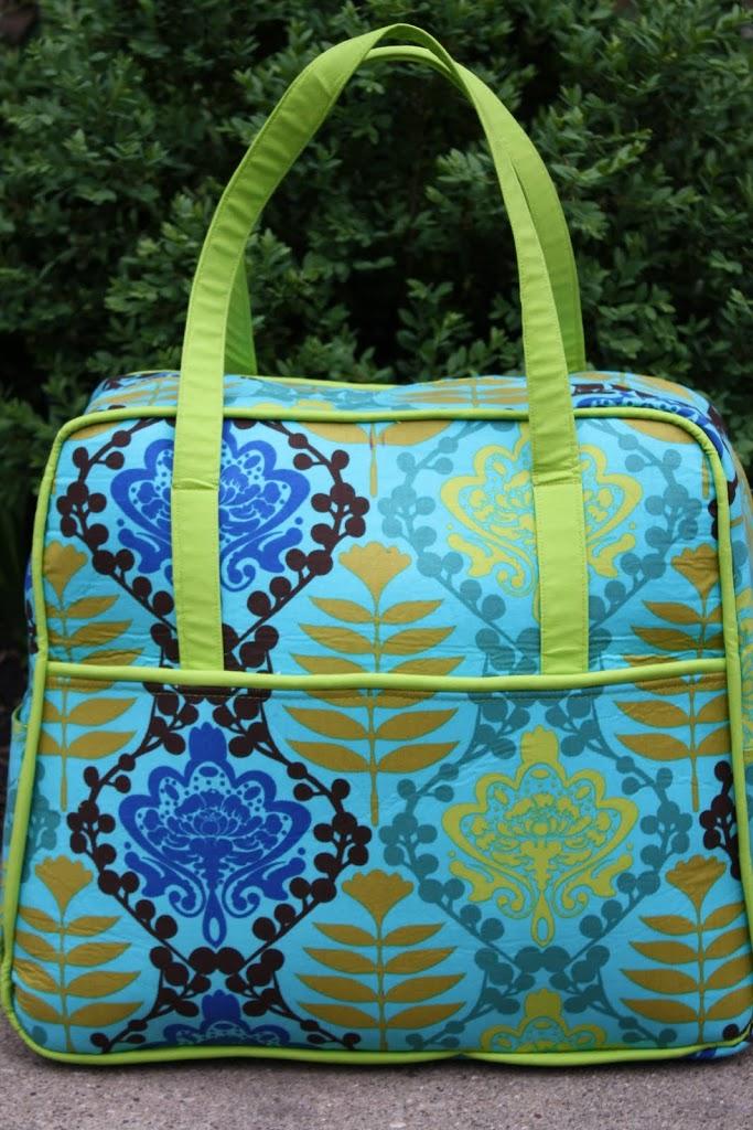 Amy Butler Weekender Bag Sew Sweetness