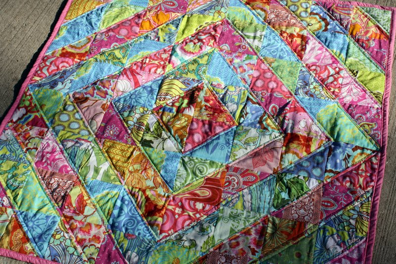warm cool amy butler quilt sew sweetness