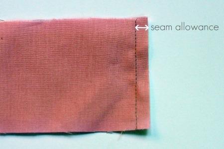 Sewing Back To School Seam Allowance Sew Sweetness
