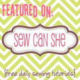 One new sewing tutorial every day.