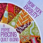 New York Beauty Quilt Along - Sew Sweetness : quilt new york - Adamdwight.com