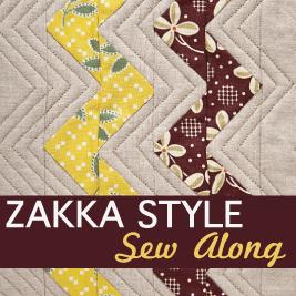 Zakka Style Sew Along Sew Sweetness