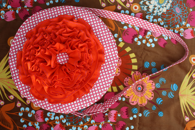 Tutorial: The Red Poppy Bag - Sew Sweetness