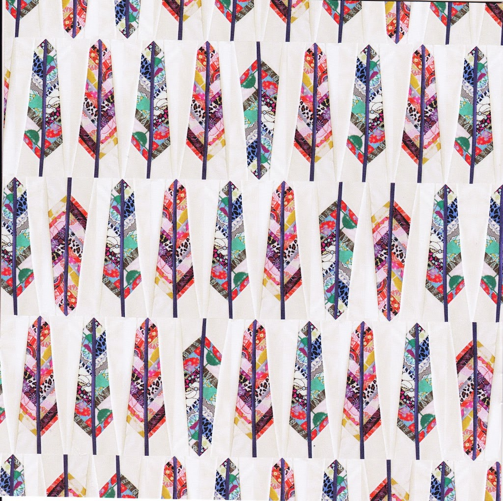 Feather Quilt Pattern – Home Image Ideas : anna maria horner feather quilt - Adamdwight.com