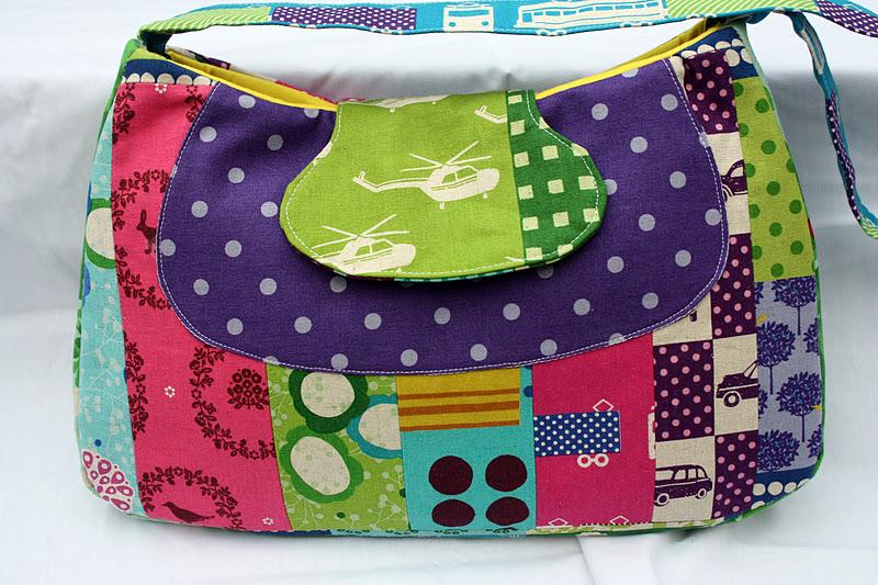 Fylerion Bag Sewing Pattern