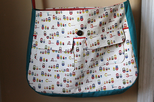 pocket tote for purse palooza
