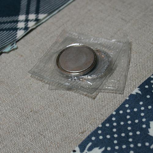 sew in magnetic closures