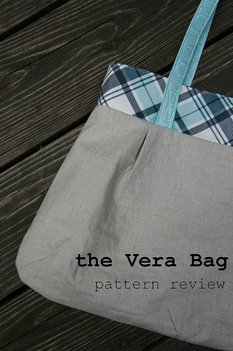 Vera Bag pattern review