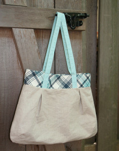 The Vera Bag finished