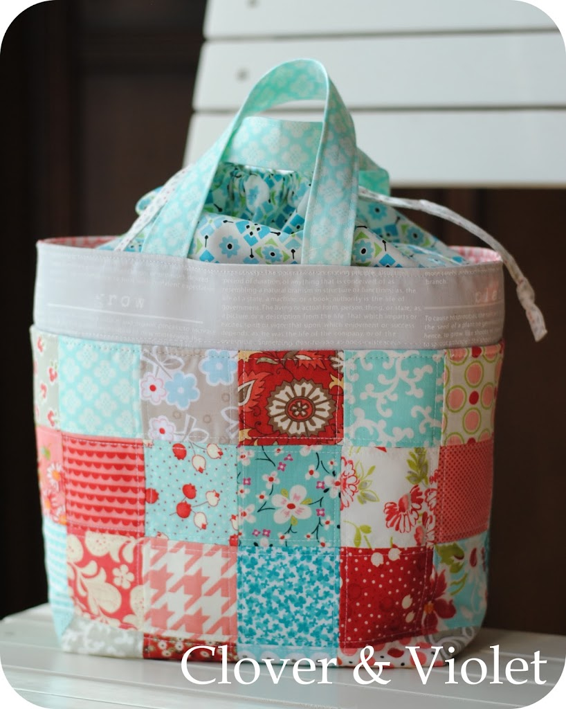 Purse Palooza Pattern Review Pink Penguin Lunch Bag