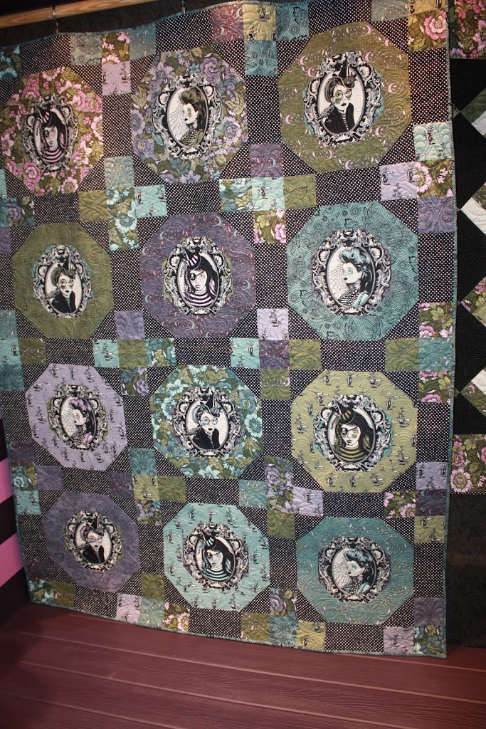 Quilt Patterns Using Large Scale Prints : Quilt Market - Tula Pink - Sew Sweetness
