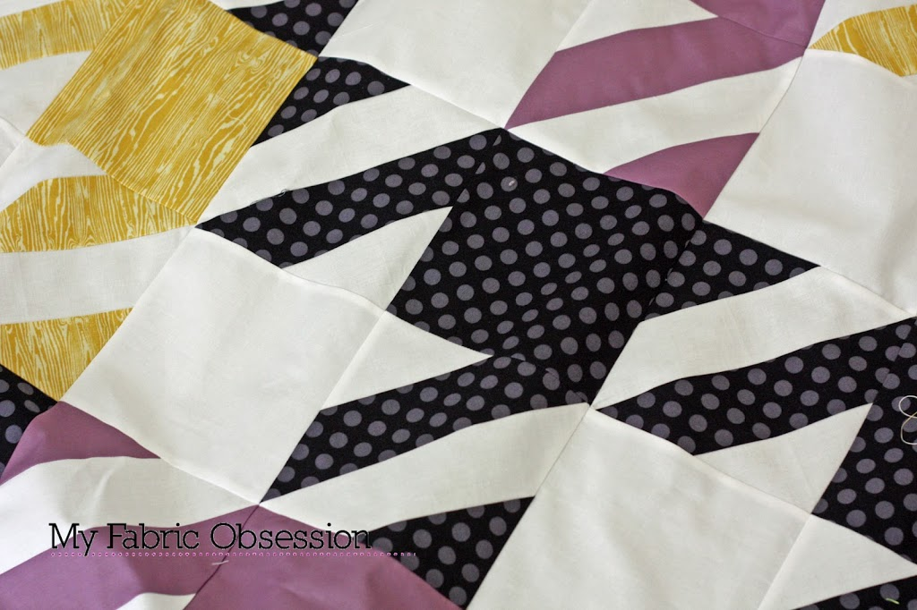 Tula Pink Sew Along: Houndstooth - Sew Sweetness : tula pink houndstooth quilt pattern - Adamdwight.com