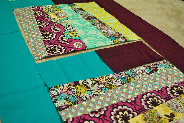 Cherry Pie Quilt blocks