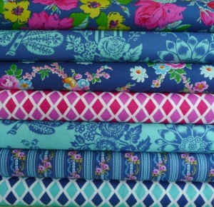 Happy Land Fat Quarter Bundle 1, $19.25
