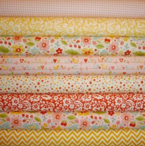 The Sweetest Thing Fat Quarter Bundle, $22.00