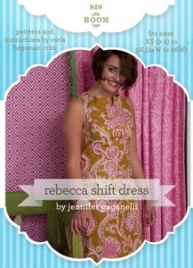 RebeccaShiftDress