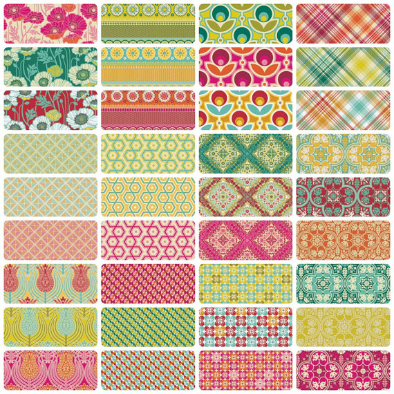 SALE - Notting Hill by Joel Dewberry - Fat Quarter Bundle - Entire Collection