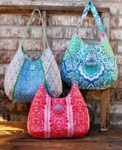 Ruby Bag Sewing Pattern