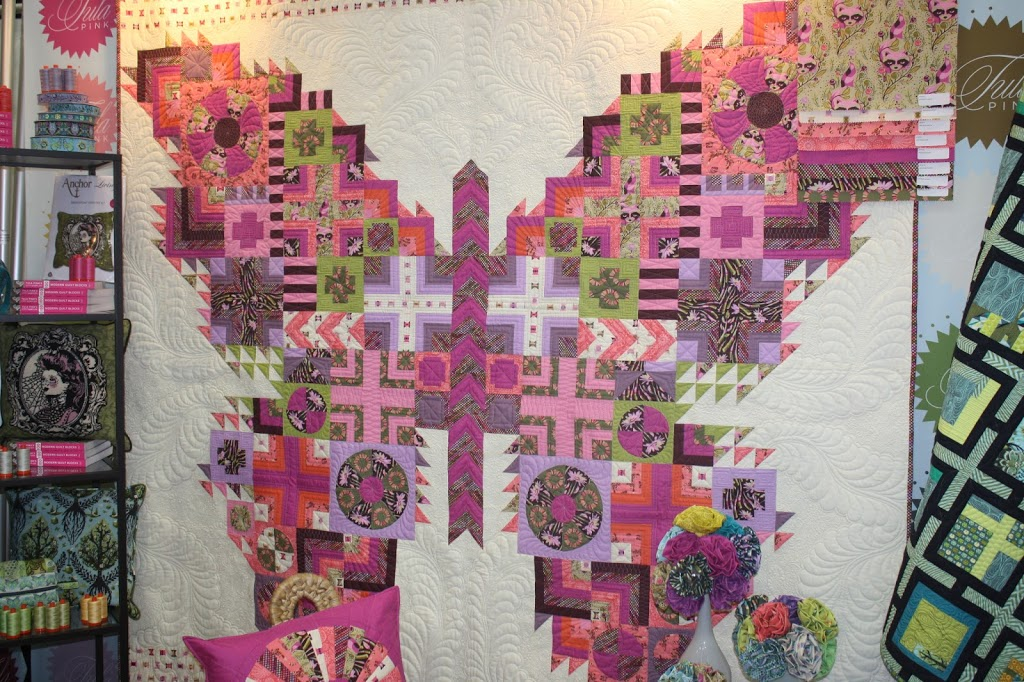 Tula Pink Butterfly Quilt Sew Sweetness