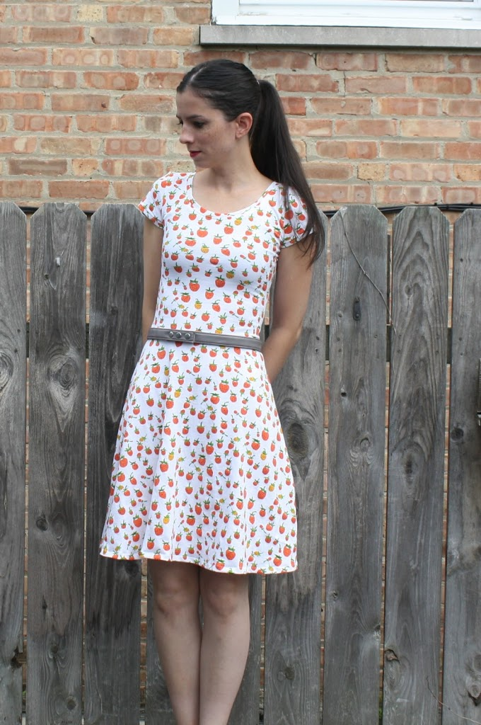 Briar Rose Skater Dress Sew Sweetness