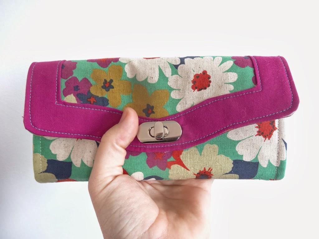 Purse Palooza Pattern Review Emmaline Bags Necessary