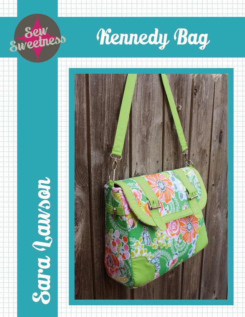 Tutorials sew sweetness free bag pattern the kennedy bag jeuxipadfo Image collections