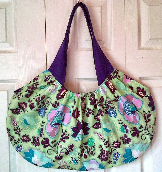 Purse Palooza Pattern Review Amy Butler Belle Bag
