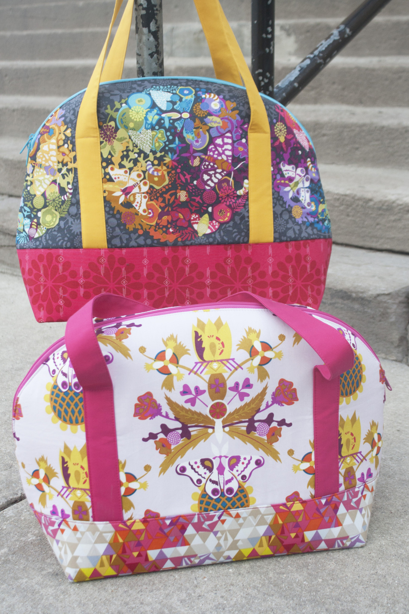 Aeroplane Bag Sew Sweetness