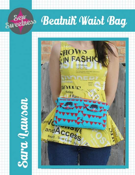 Beatnik Waist Bag Cover