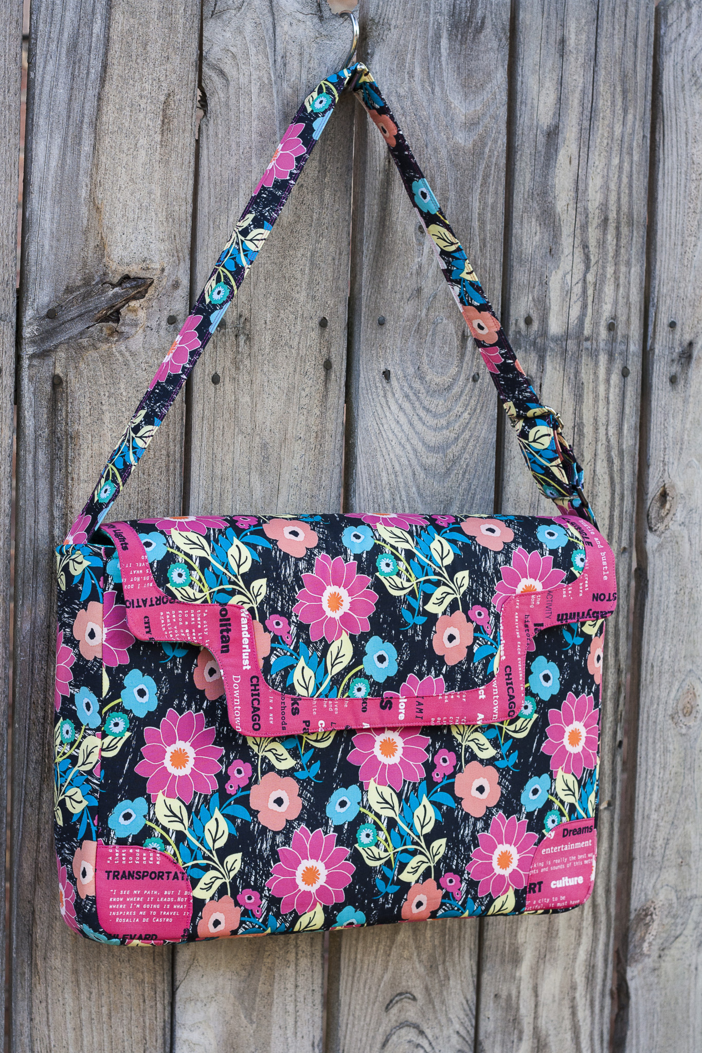 Lilium Laptop Bag Sew Sweetness