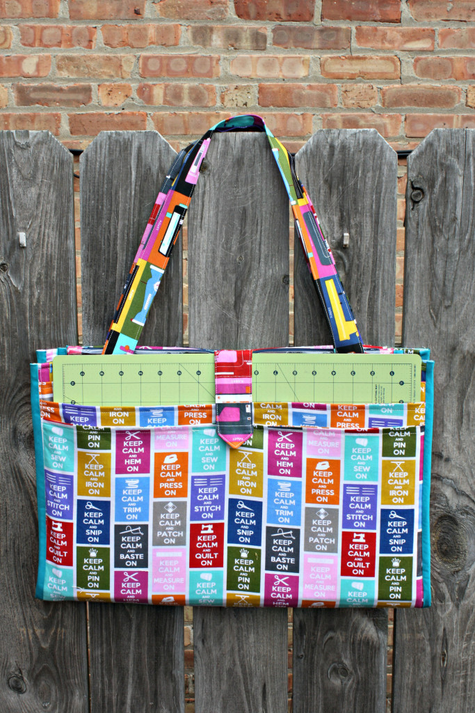 Camp Stitchalot Bag Sew Sweetness