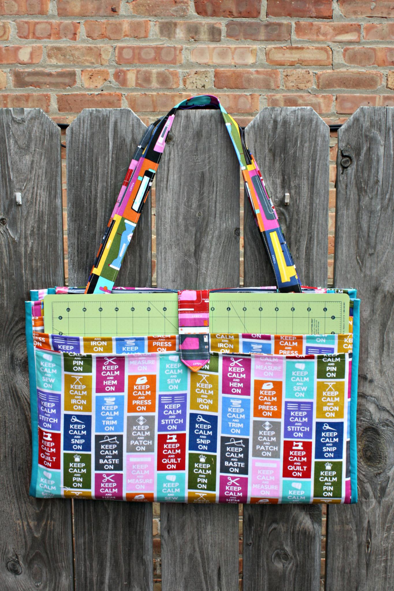 Camp Stitchalot Bag Sew Sweetness