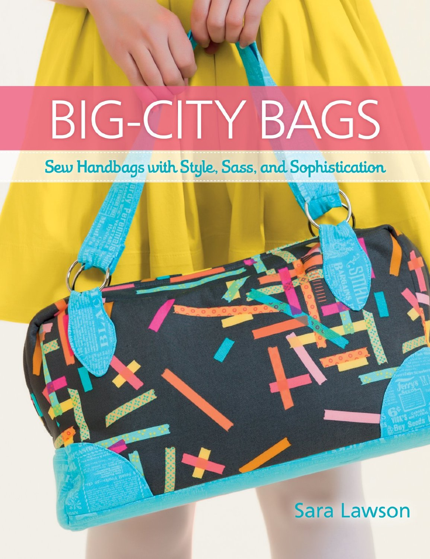 Big City Bags Book Signed Copy Bookcover