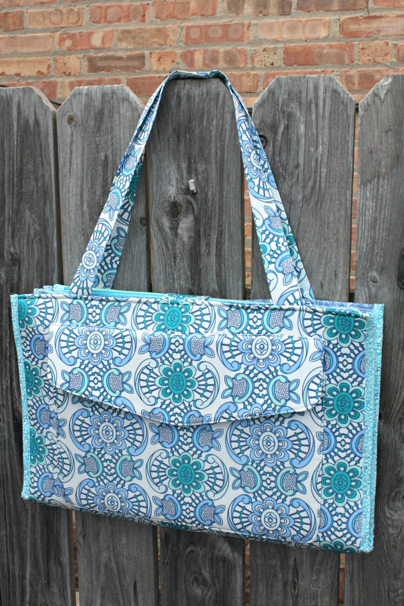 Camp Stitchalot Drift Bag Sew Sweetness