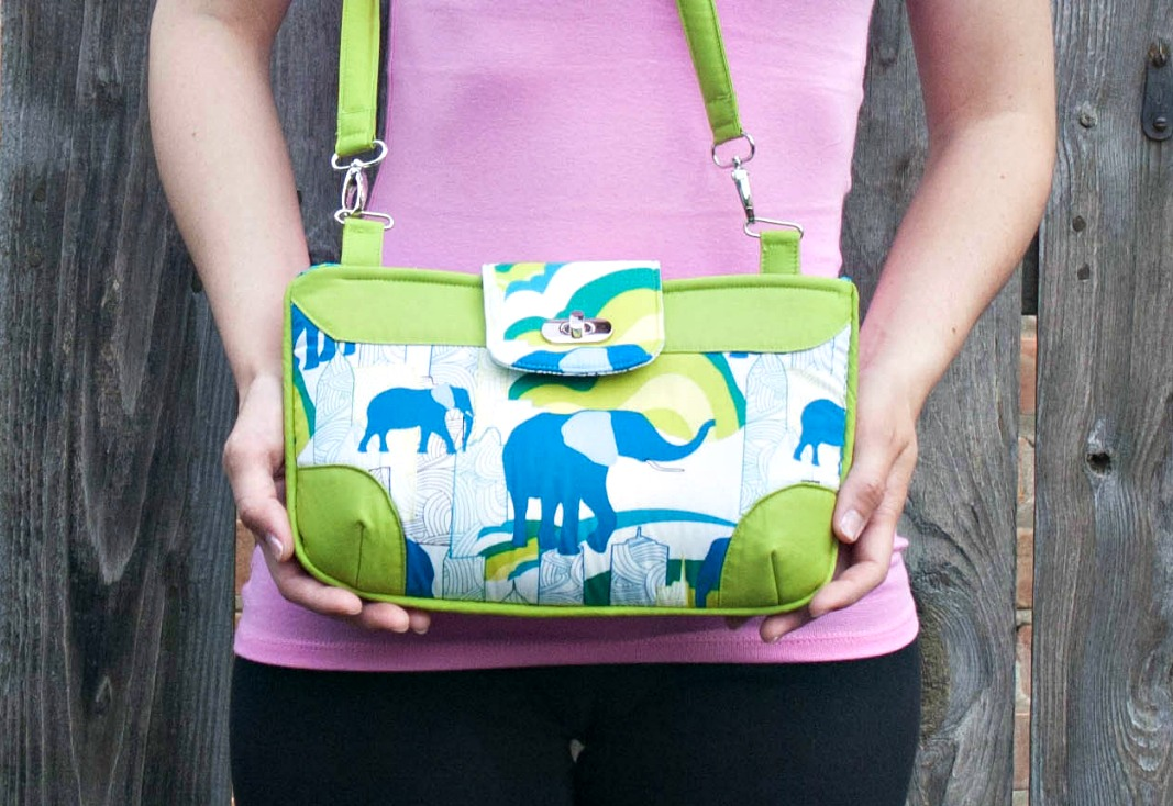 FREE Brookfield Bag Sewing Pattern! - Sew Sweetness
