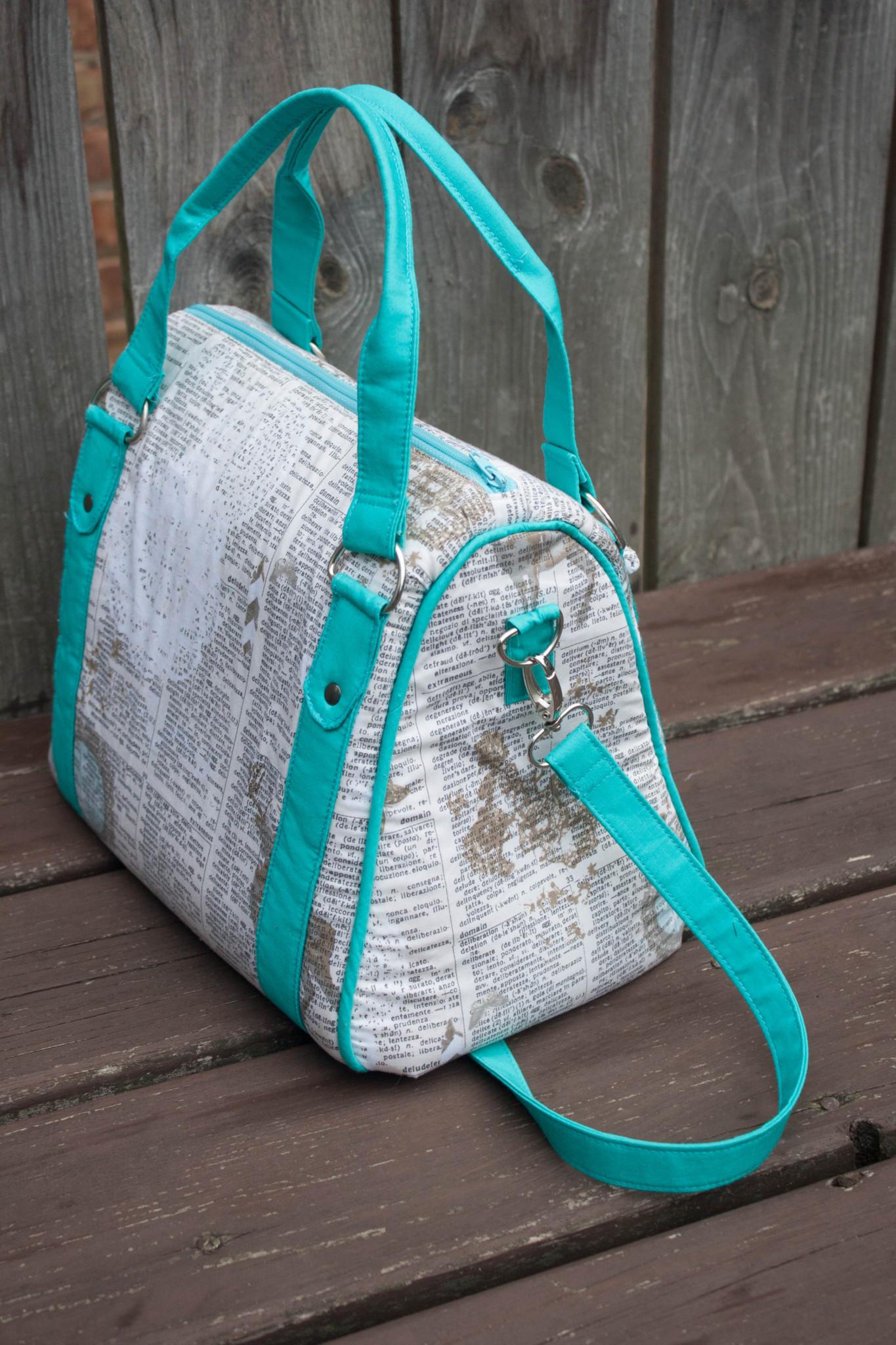 Rockstar Bag Sew Sweetness