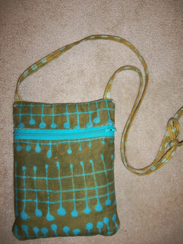 Purse Palooza Pattern Review Lazy Girl Runaround Bag
