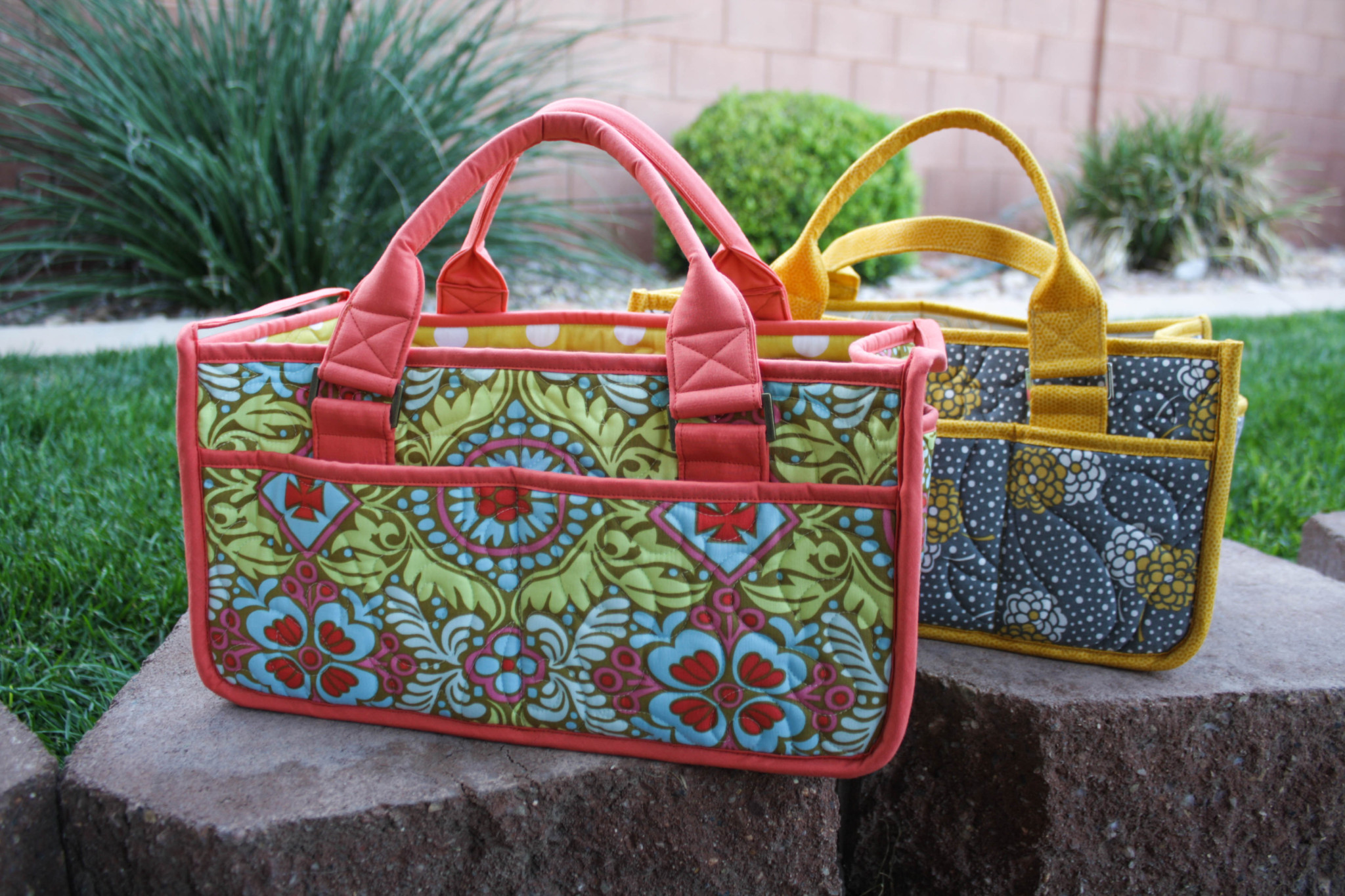 Purse Palooza Pattern Review By Annie S Catch All