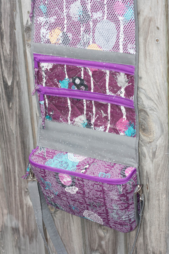 By Annie Hanging Cosmetics Bag Sew Sweetness