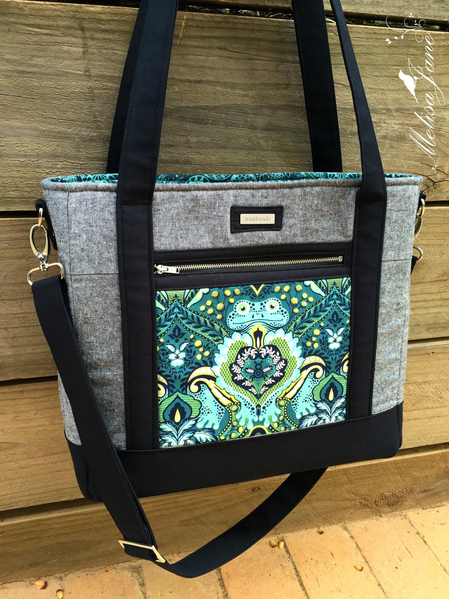 Tudor Bag Sew Sweetness