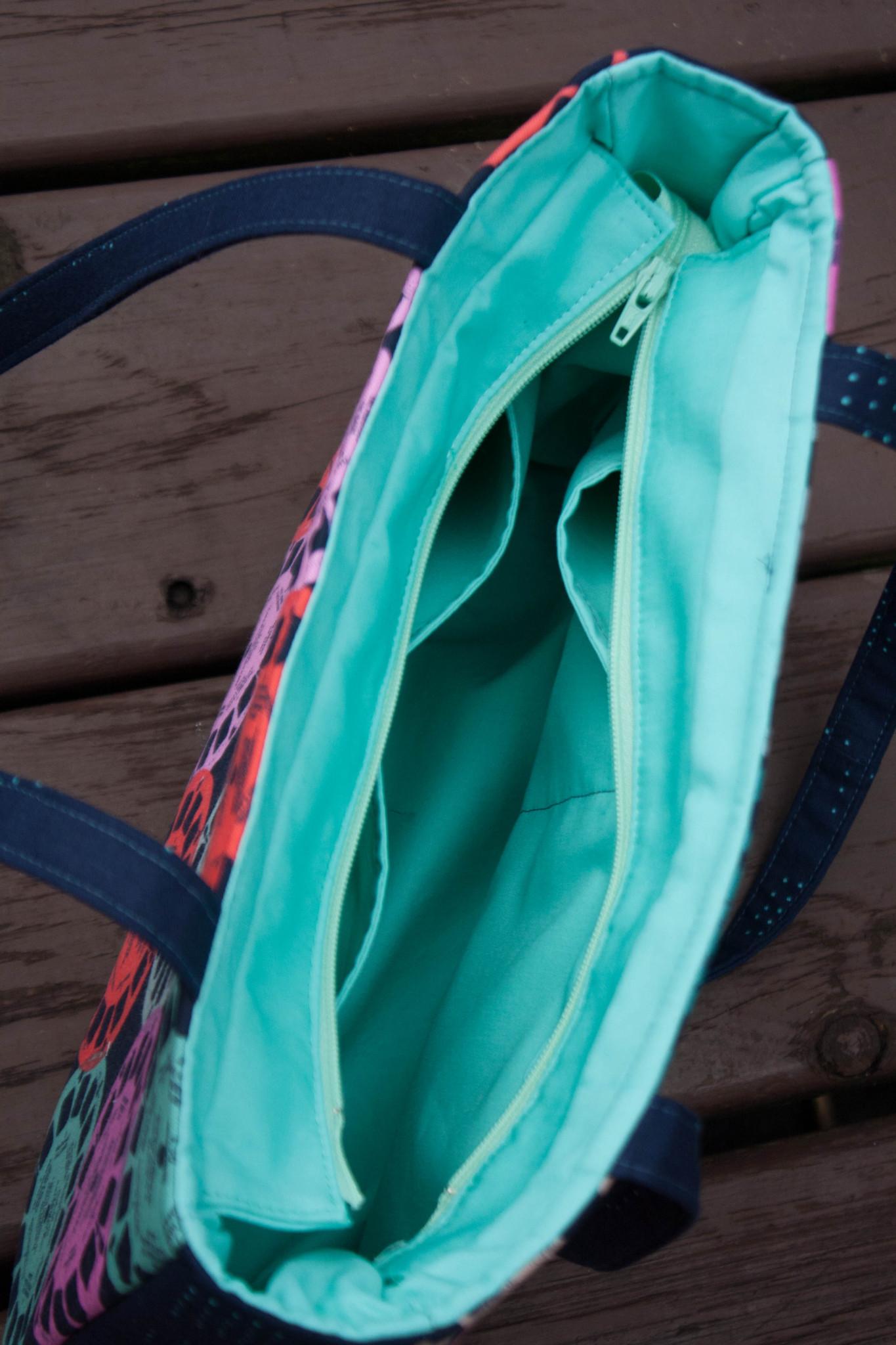 Free Pattern Baker Street Bag Sew Sweetness