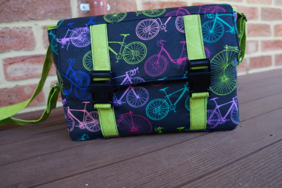 Sew Sweetness Ansel Camera Bag by Fiona