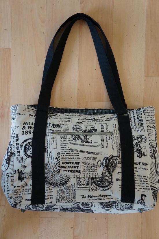 Sew Sweetness Sloan Travel Bag by Fiona