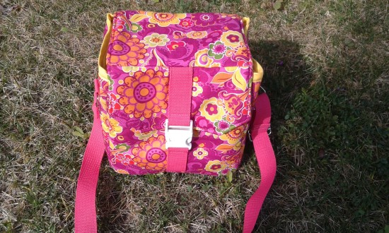 Sew Sweetness Ansel Camera Bag by Marta
