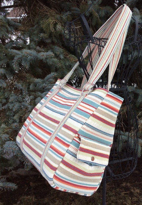Sew Sweetness Sloan Travel Bag by Natalie