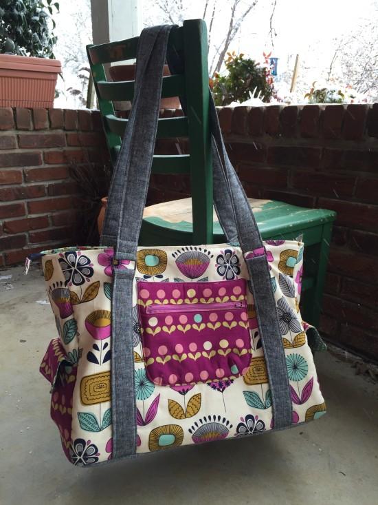 Sew Sweetness Sloan Travel Bag by Yvette