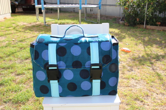 Sew Sweetness Ansel Camera Bag by Mhairi