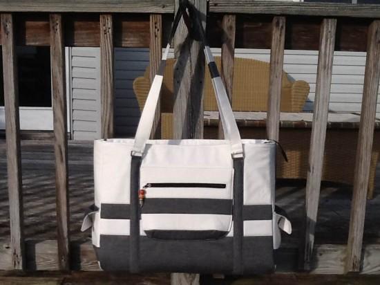 Sew Sweetness Sloan Travel Bag by Bernie