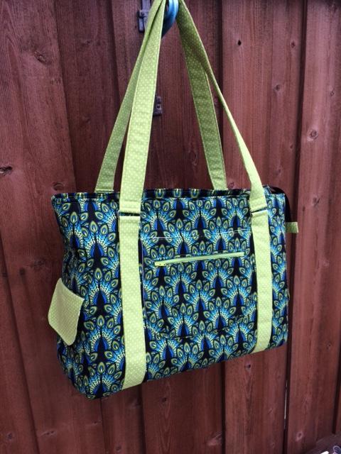 Sew Sweetness Sloan Travel Bag by Julie