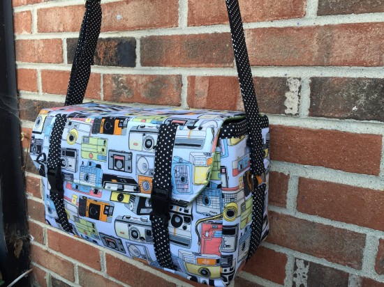 Sew Sweetness Ansel Camera Bag by Madelyn